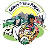 Organic Logo - NOP